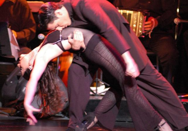 Buenos Aires Tango Show at the Piazzolla Theatre image 1