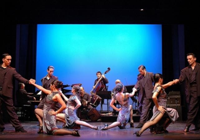 Buenos Aires Tango Show at the Piazzolla Theatre image 5