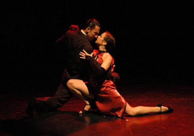Buenos Aires Tango Show at the Piazzolla Theatre image 4