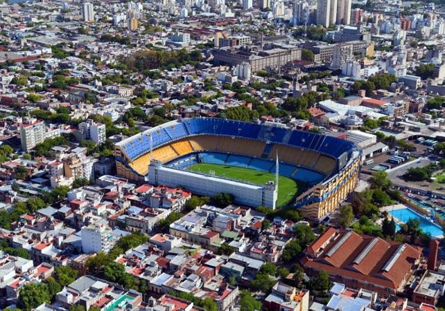 Survol de Buenos Aires en hélicoptère image 2