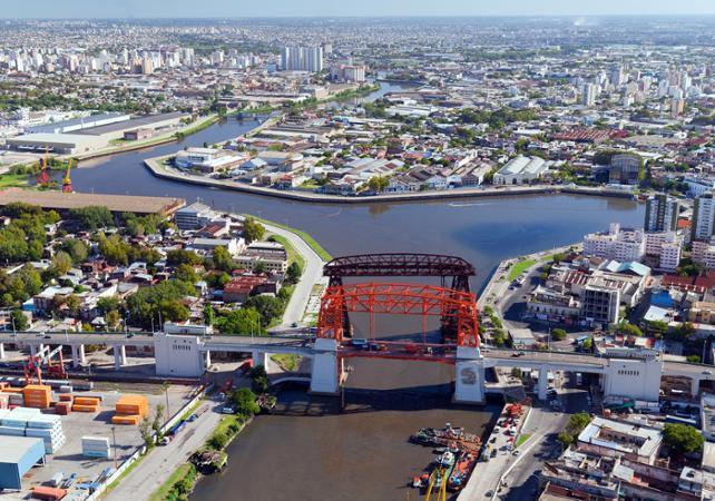 Survol de Buenos Aires en hélicoptère image 3