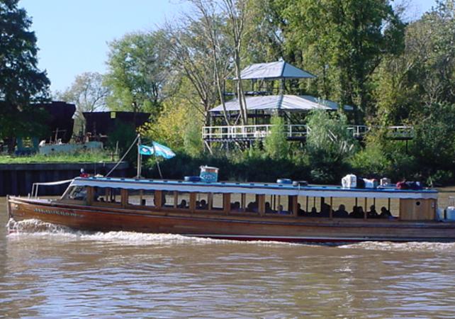 Photo Excursion à Tigre avec croisière sur le fleuve Paraná