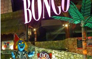 Bongo Tour: Bar crawl and night out at Coco Bongo