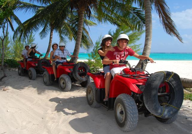 Atv Adventure Tour Playa Del Carmen