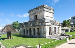 Tour of the Tulum Ruins + Trip to the Tankah Adventure Park – Departing from Cancun / Playa del Carmen