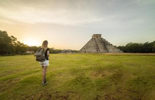 Excursion à Chichén Itzá, visite libre
