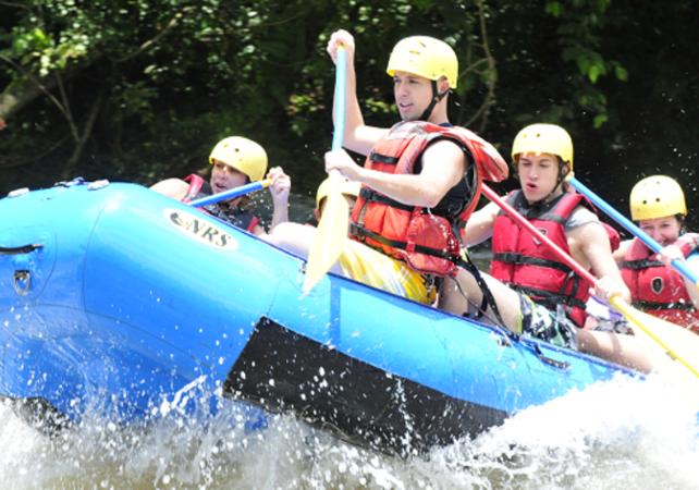 Rafting sur les rivières sauvages du Costa Rica - San José (Costa Rica) -