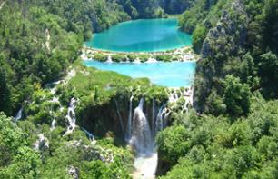A day trip to the Plitvice Lakes National Park - Leaving from Split and Trogir
