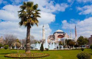 Best of Istanbul: Hagia Sofia, Blue Mosque and the Grand Bazaar - in English