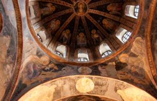 Guided tour of Byzantine remains in Istanbul