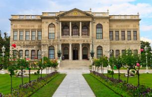 Dolmabahçe Palace guided tour and explore Camlica Hill