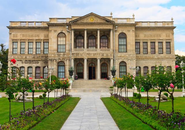Photo Visite guidée du Palais Dolmabahce et découverte de la colline des pins