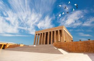 5 or 7 day excursion to see Turkey's sites of antiquity - flight and 4 star hotel