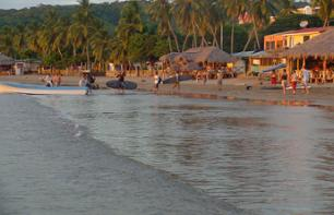 Private excursion to San Juan del Sur and day at the beach - Leaving from Managua