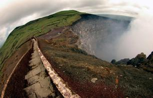 Private excursion to Masaya Volcano National Park, to Granada and Lake Nicaragua - Leaving from Managua