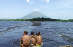 Guided excursion to Ometepe island - Leaving from Managua