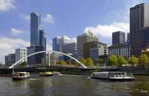 Discovery Cruise and Melbourne City Centre Tour