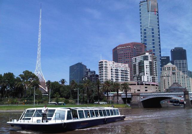 Croisière découverte et visite de Melbourne (tour guidé des plus beaux sites autour de la ville) image 4