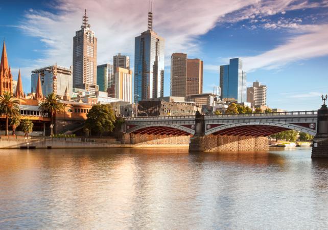Tour guidé de Melbourne et de ses environs image 3