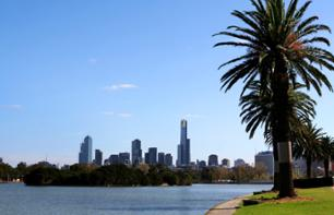 Visit Melbourne in 1 day:  The most comprehensive tour of Melbourne and its surroundings!