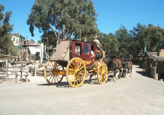 Excursion jusqu'aux mines d'or de Sovereign Hill image 1