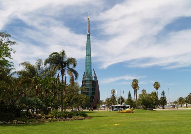 Visite guidée de Perth et croisière sur le fleuve Swan – Une demi-journée image 8