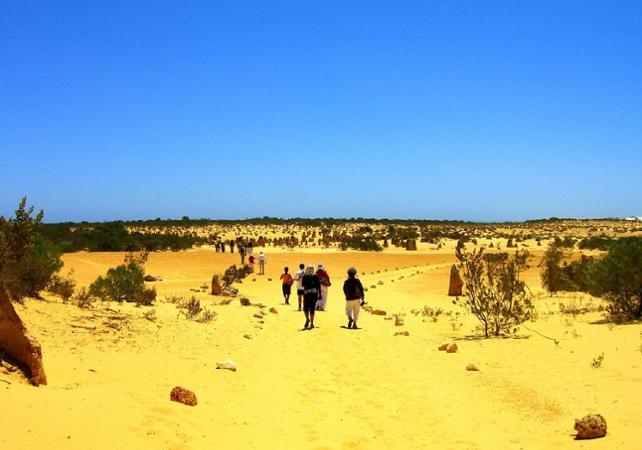Excursion en 4x4 dans le désert de Pinnacles – Au départ de Perth image 3