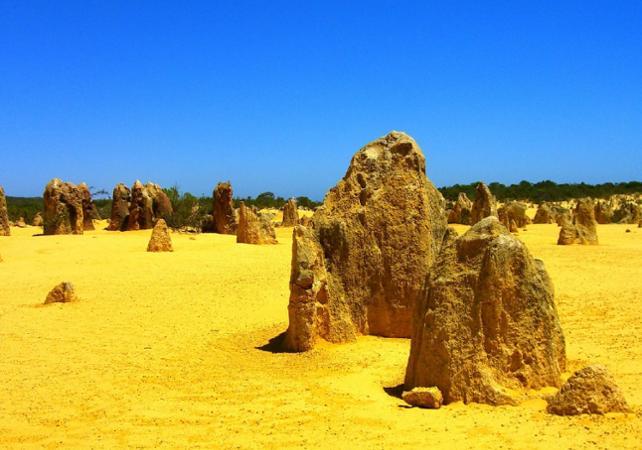 Excursion en 4x4 dans le désert de Pinnacles – Au départ de Perth image 1