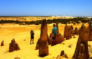 Excursion to the Pinnacles Desert and Guided Tour of New Norcia – Departing from Perth