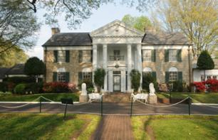 Tickets to Graceland – Home of Elvis Presley in Memphis – Standard or VIP access