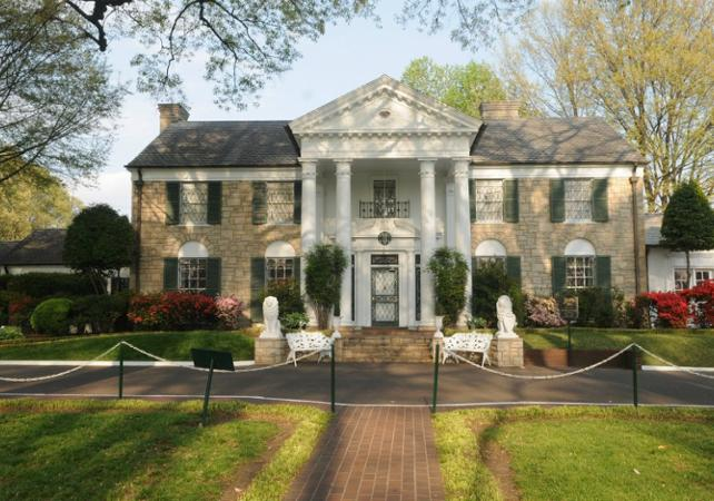 Memphis: Tickets to Graceland – Home of Elvis Presley in ...