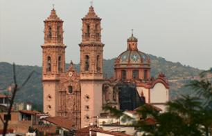 Excursion à Cuernavaca et à Taxco