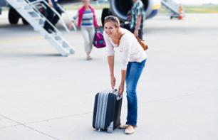 Shared shuttle transfer : International Airport of Mexico -> Your hotel
