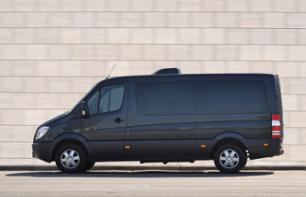 Privat shuttle transfer : Your hotel -> Mexico City International Airport