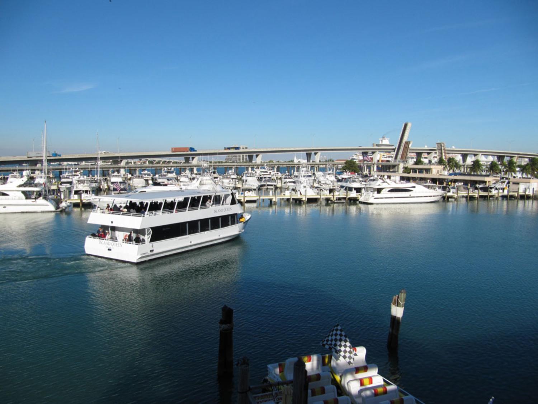 Ver la ciudad,Visitas en barco o acuáticas,Crucero por la Bahía Biscayne