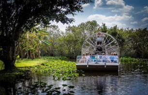 Everglades Safari Park ticket - Air boat tour in Miami