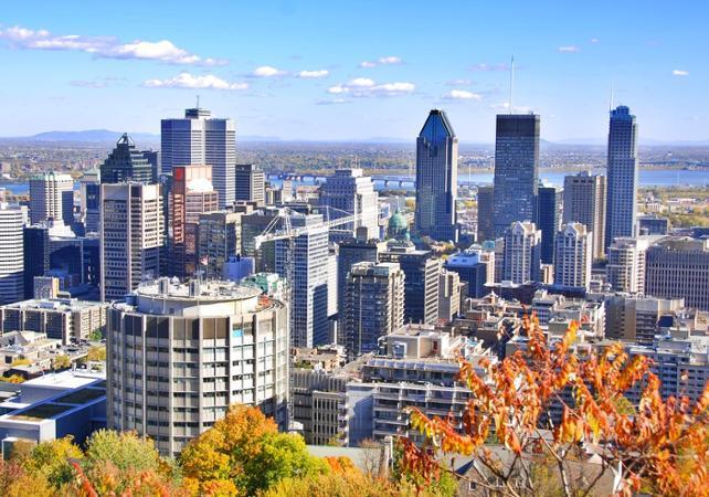 Pass transport : Tour de Montréal en bus à impériale - Pass ...