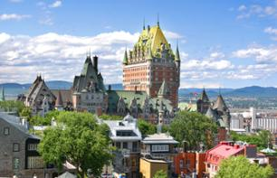 Summer Day Trip to Quebec City & Montmorency Falls