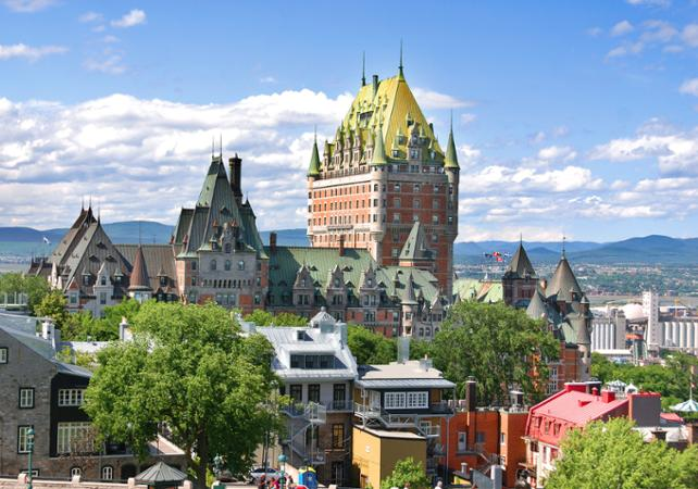 Salir de la ciudad,Actividades,Salidas a la naturaleza,Excursión a Quebec,Excursión a Cataratas de Montmorency