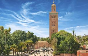 Visit Marrakech: Discover the City's Most Historic Landmarks in 1 Day