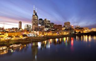 Evening Guided Tour of Nashville with Barbecue