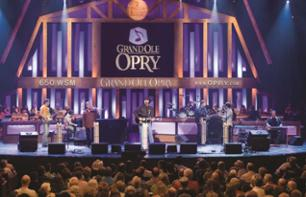 Billet pour le spectacle de musique country du Grand Ole Opry
