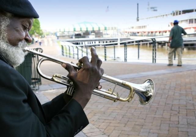 Croisière Jazz à la Nouvelle-Orléans - La Nouvelle-Orléans -