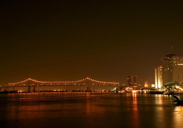Croisière Mississipi à la Nouvelle-Orléans – Croisière nocturne - La Nouvelle-Orléans -