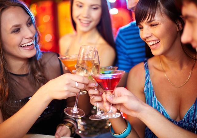 Cocktail tour dans le Quartier Français - La Nouvelle-Orléans -