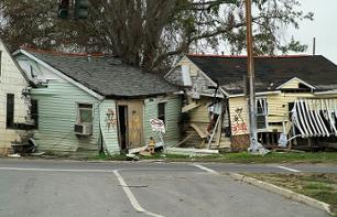 Tour the Areas of New Orleans Hit by Hurricane Katrina