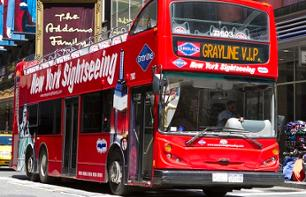 Visite de New York en Bus - Pass transport 2 ou 3 jours