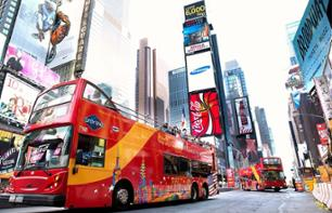 Freestyle Pass New York : Pass 72h transport et attractions