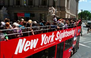 3 Day Freestyle Pass New York: transport pass and attractions