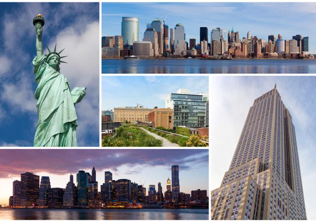 famous landmarks in new york city Find the best shopping, monuments, bridges, neighborhoods and attractions on this interactive map of new york city.